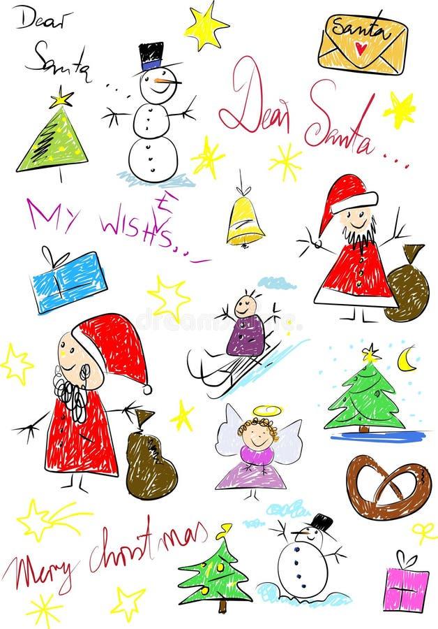 απεικόνιση Χριστουγέννων