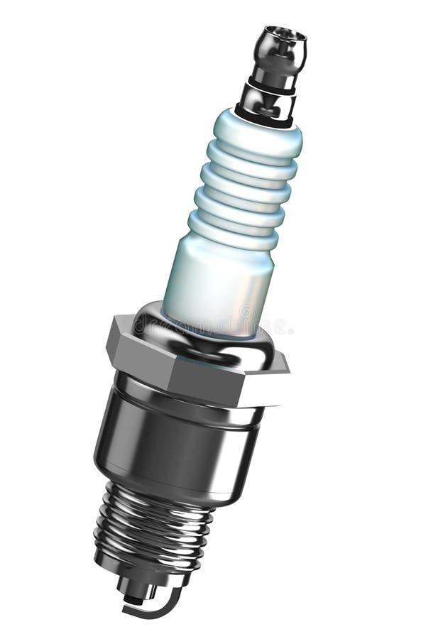 απεικόνιση sparkplug ελεύθερη απεικόνιση δικαιώματος