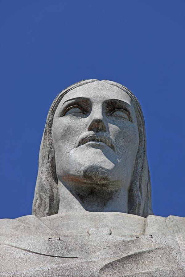 απελευθερωτής Ρίο της Βραζιλίας Χριστός de janeiro στοκ εικόνες