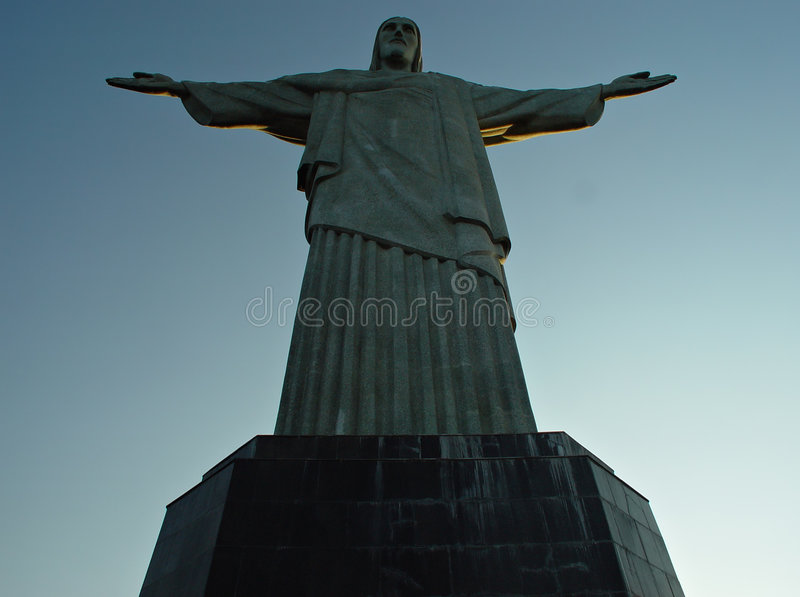 απελευθερωτής Χριστού στοκ εικόνα