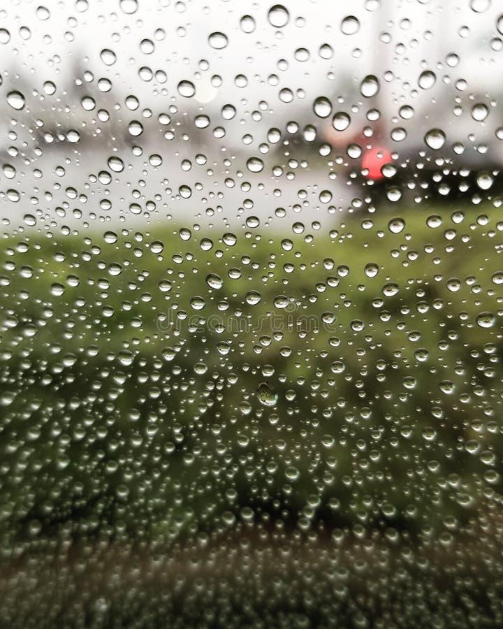 Απελευθερώσεις βροχής στοκ φωτογραφίες