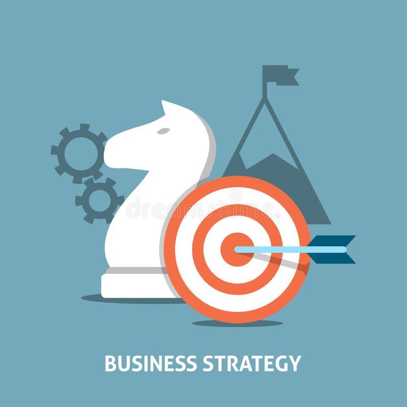απεργός στρατηγικής εκμετάλλευσης χεριών έννοιας επιχειρησιακών επιχειρηματιών μπέιζ-μπώλ ελεύθερη απεικόνιση δικαιώματος