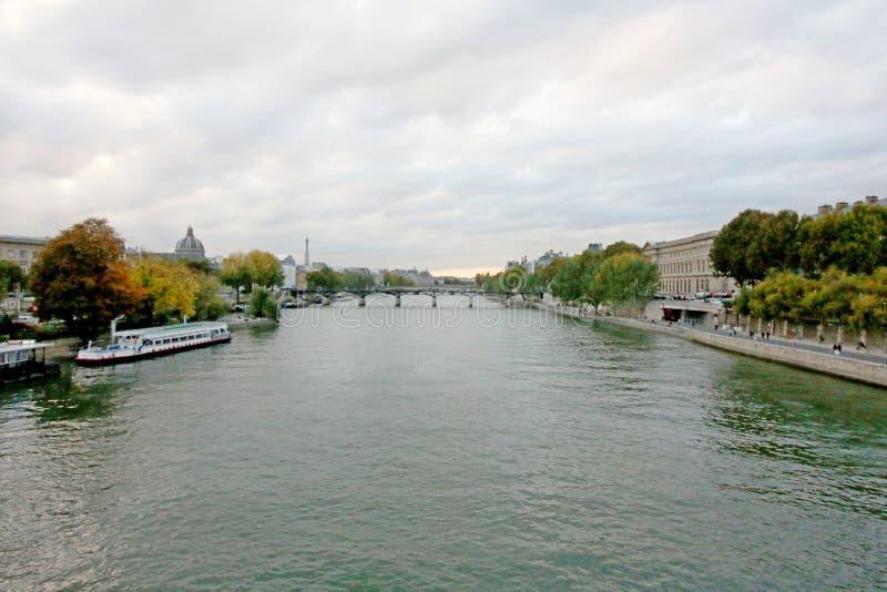 απλάδι ποταμών του Παρισι&o στοκ εικόνες