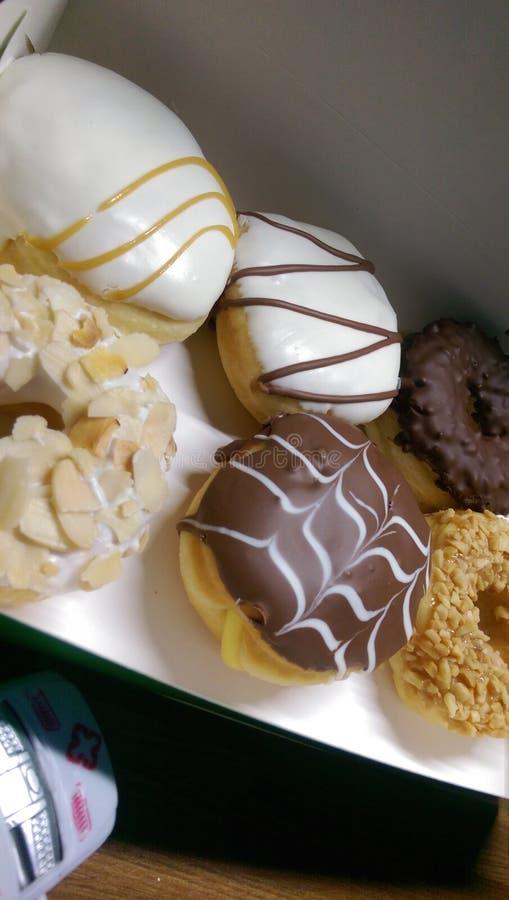 Απλά doughnut στοκ εικόνα