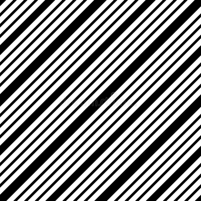 Απλό άνευ ραφής διανυσματικό γραπτό σχέδιο γραμμών ελεύθερη απεικόνιση δικαιώματος