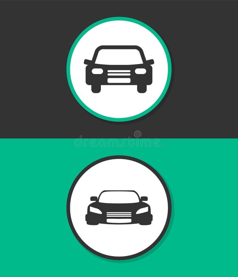 Απλό επίπεδο διανυσματικό εικονίδιο διανυσματική απεικόνιση