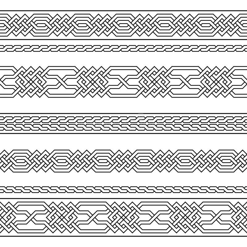 Απλό ισλαμικό γεωμετρικό υπόβαθρο E επαναλαμβανόμενο μοτίβο απεικόνιση αποθεμάτων