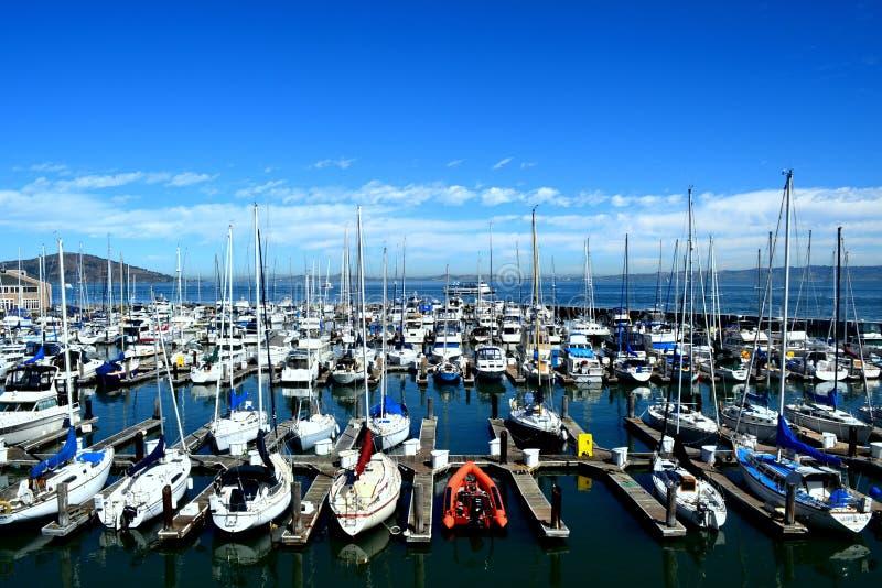 αποβάθρα Francisco s SAN ψαράδων στοκ φωτογραφία με δικαίωμα ελεύθερης χρήσης