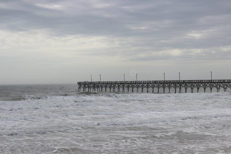 Αποβάθρα Seaview στοκ φωτογραφίες