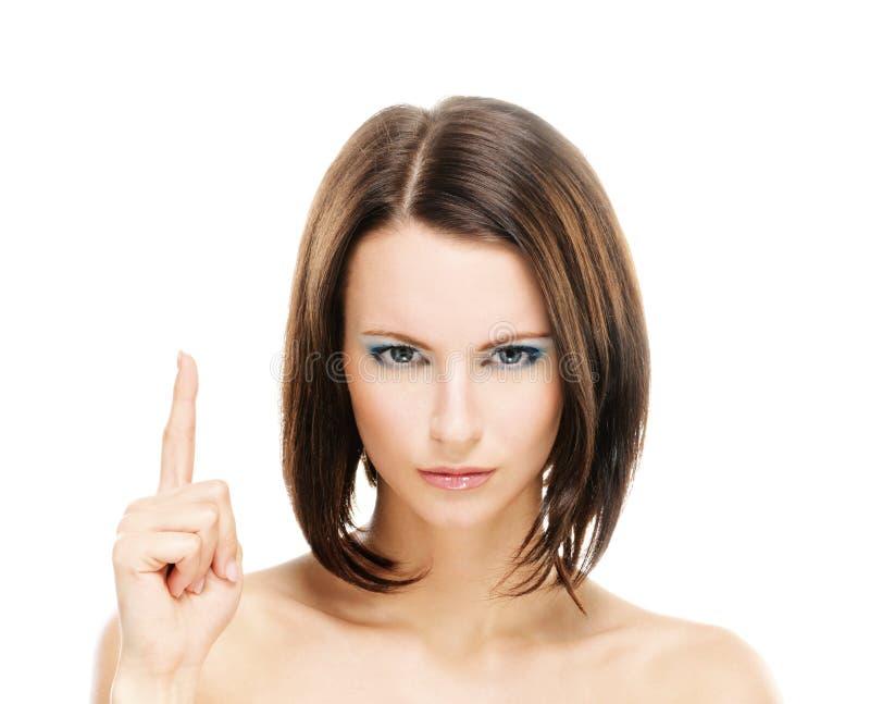 απογυμνωμένη γυναίκα ώμων &alp στοκ εικόνες με δικαίωμα ελεύθερης χρήσης