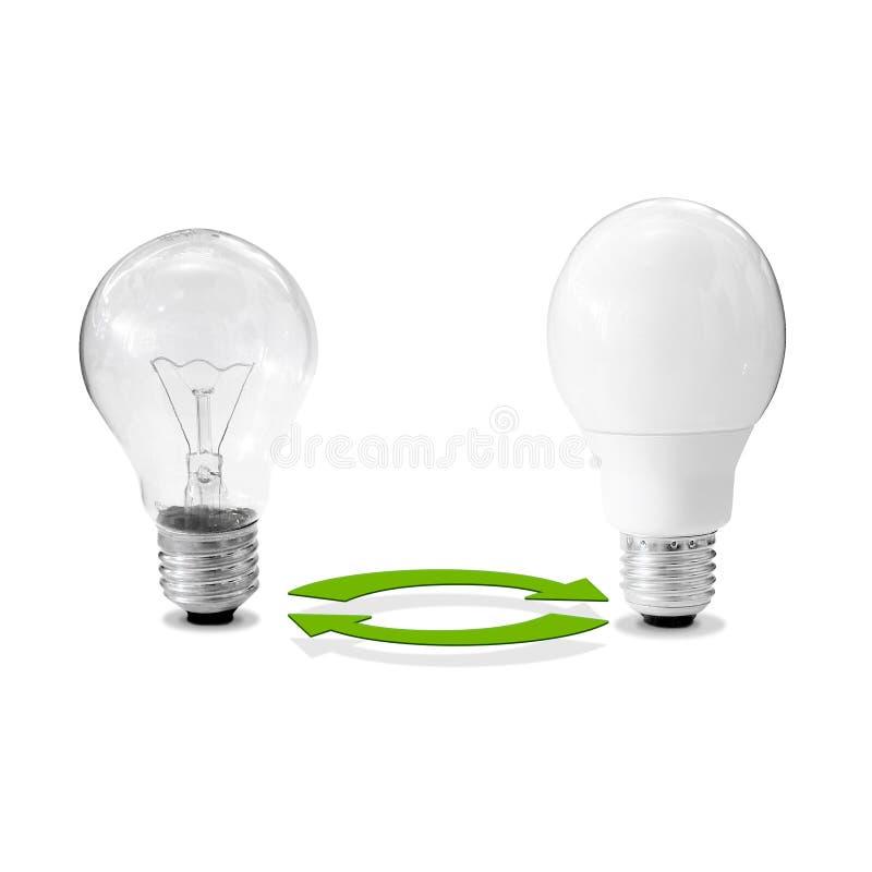 αποδοτικός ενεργειακό&s απεικόνιση αποθεμάτων
