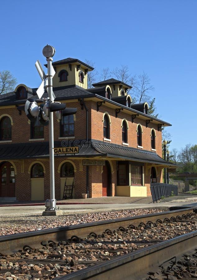 Αποθήκη σιδηροδρόμου