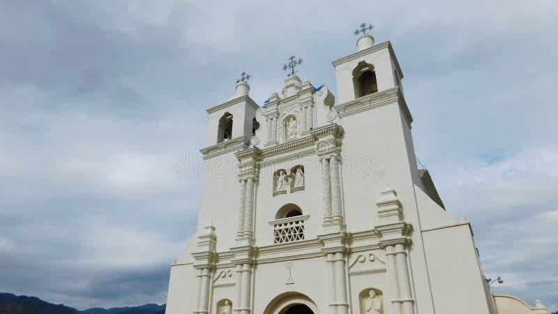 αποικιακός ναός belén ocotepeque Ονδούρα στοκ φωτογραφίες με δικαίωμα ελεύθερης χρήσης