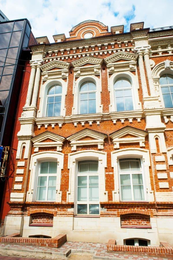 Αποκατάσταση του παλαιού κτηρίου στοκ εικόνες με δικαίωμα ελεύθερης χρήσης