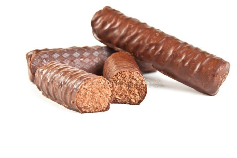αποκοπή σοκολάτας καρα στοκ φωτογραφίες με δικαίωμα ελεύθερης χρήσης