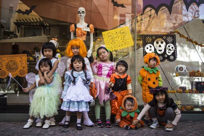 Αποκριές σε Kawasaki Ιαπωνία στοκ φωτογραφία με δικαίωμα ελεύθερης χρήσης