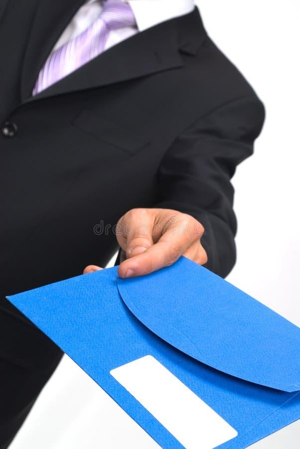 αποκτημένο ταχυδρομείο &ep στοκ εικόνα με δικαίωμα ελεύθερης χρήσης