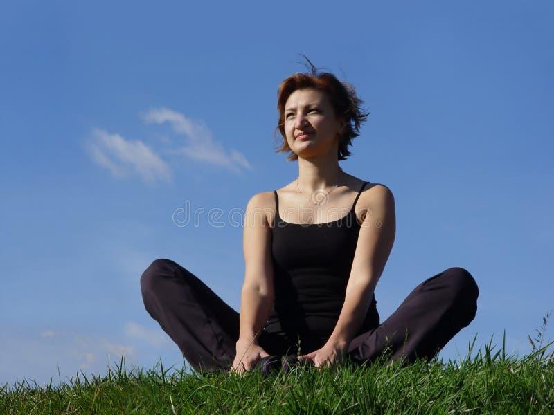 Download απολαμβάνοντας τη ζωή υπα στοκ εικόνες. εικόνα από υγεία - 60316