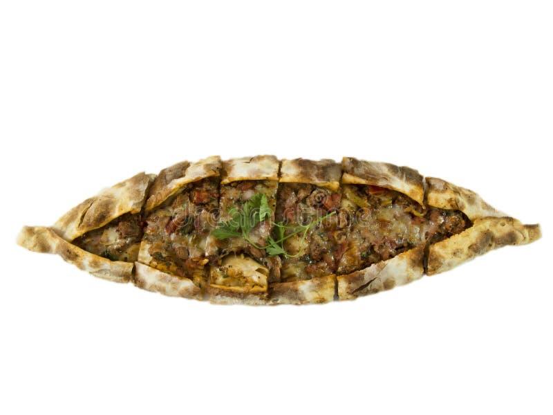 Απομονωμένα τοπικά τουρκικά τρόφιμα στοκ εικόνες με δικαίωμα ελεύθερης χρήσης