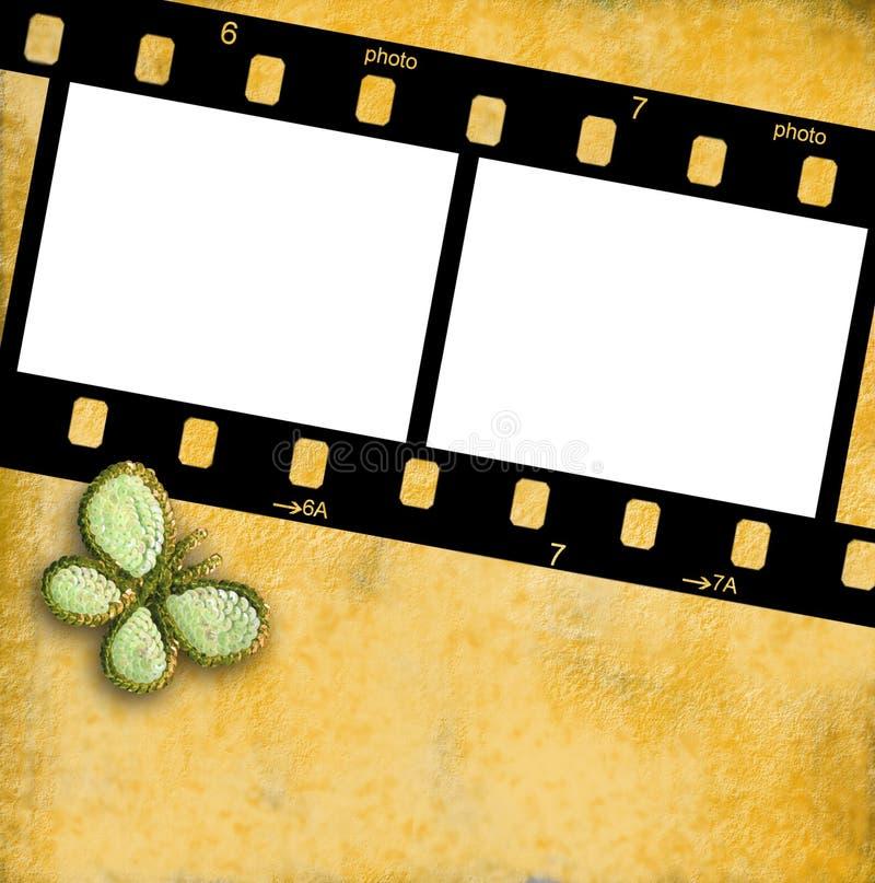 απομονωμένες πλαίσιο φω&tau στοκ εικόνα με δικαίωμα ελεύθερης χρήσης