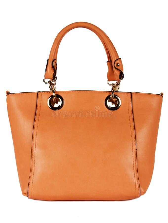 απομονωμένες τσάντα γυναί& στοκ φωτογραφία με δικαίωμα ελεύθερης χρήσης