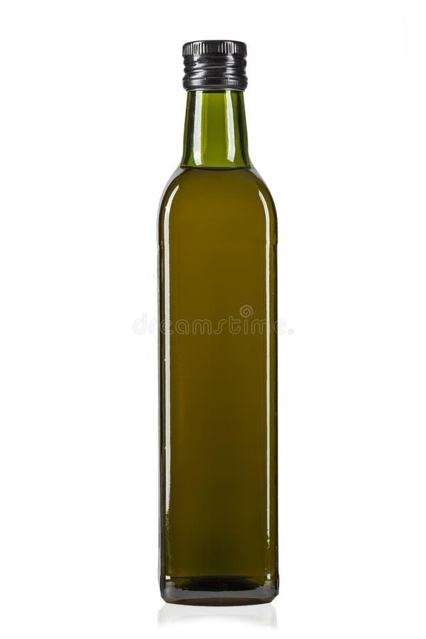 απομονωμένη μπουκάλι ελ&iota στοκ εικόνες με δικαίωμα ελεύθερης χρήσης