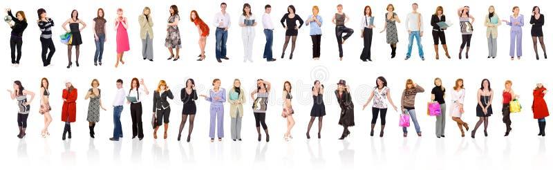 απομονωμένοι άνθρωποι στοκ φωτογραφία με δικαίωμα ελεύθερης χρήσης
