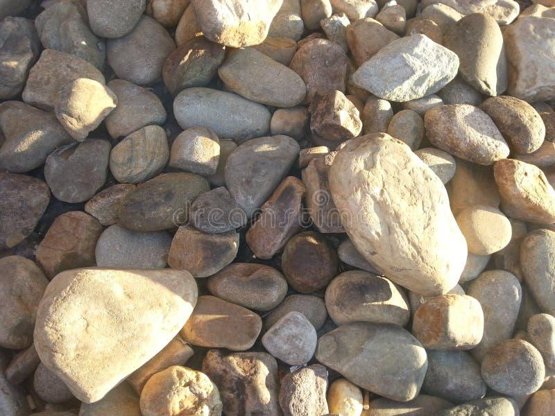 απομονωμένοι απεικόνιση βράχοι σωρών αντικειμένων στοκ φωτογραφίες με δικαίωμα ελεύθερης χρήσης
