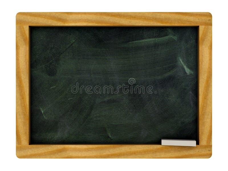 Απομονωμένος μαύρος πίνακας στοκ εικόνες με δικαίωμα ελεύθερης χρήσης