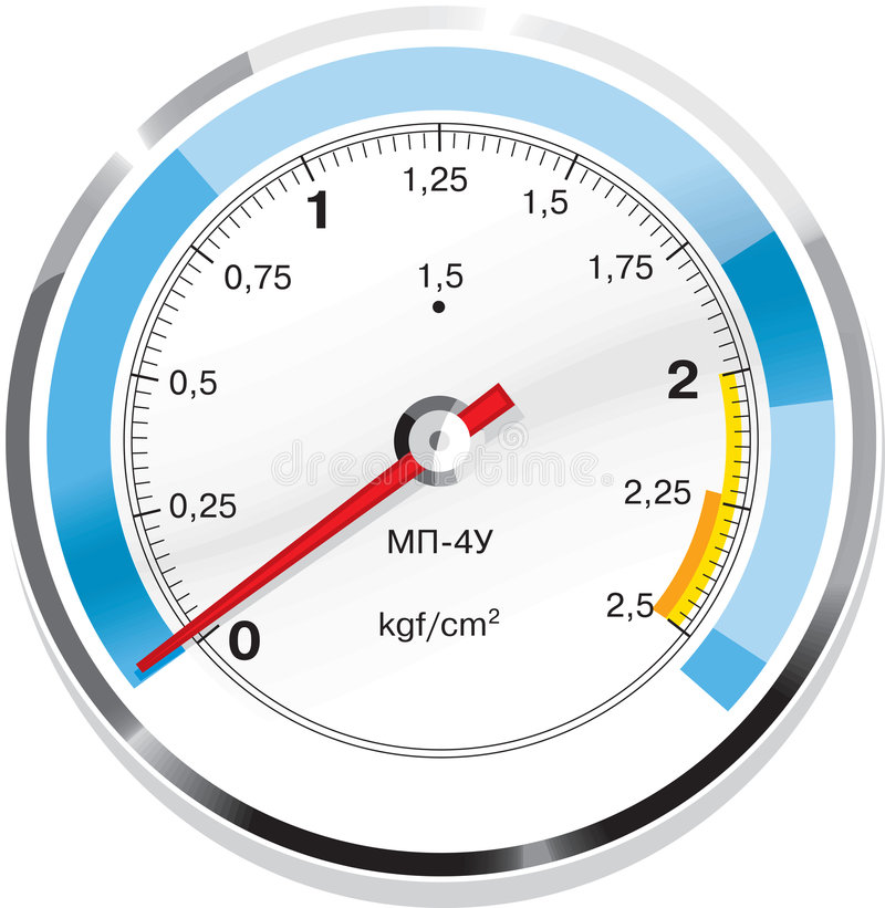 απομονωμένο αέριο διάνυσμ διανυσματική απεικόνιση