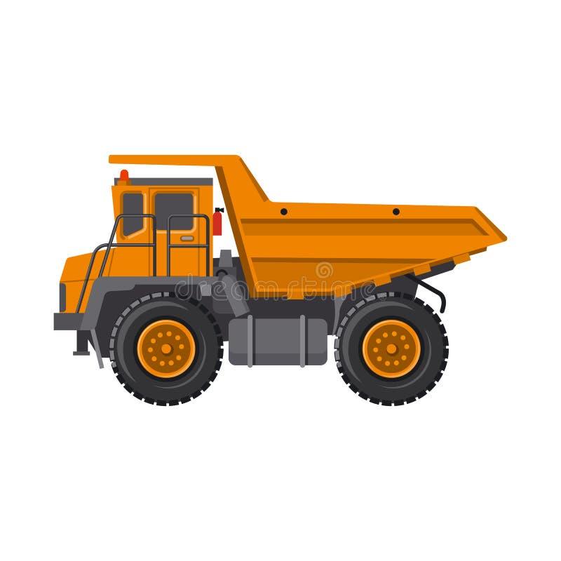 Απομονωμένο αντικείμενο του λογότυπου κατασκευής και κατασκευής Συλλογή της κατασκευής και διανυσματική απεικόνιση αποθεμάτων μηχ διανυσματική απεικόνιση