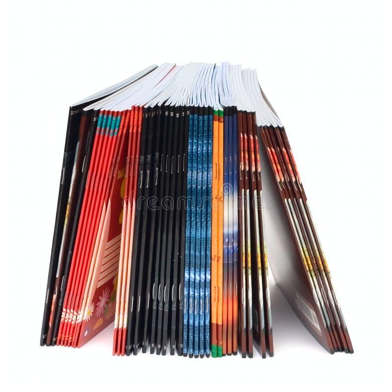 απομονωμένο βιβλία σχολ&io στοκ φωτογραφίες με δικαίωμα ελεύθερης χρήσης