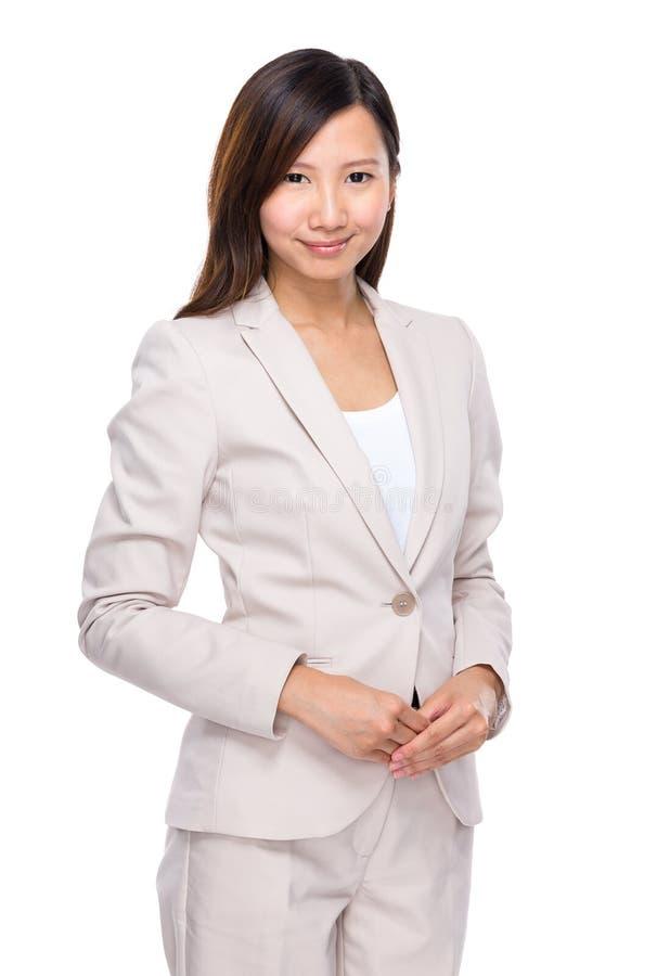 απομονωμένο επιχειρηματίας λευκό πορτρέτου στοκ φωτογραφία με δικαίωμα ελεύθερης χρήσης