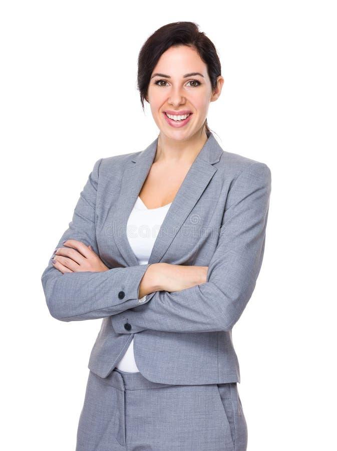 απομονωμένο επιχειρηματίας λευκό πορτρέτου στοκ εικόνες με δικαίωμα ελεύθερης χρήσης
