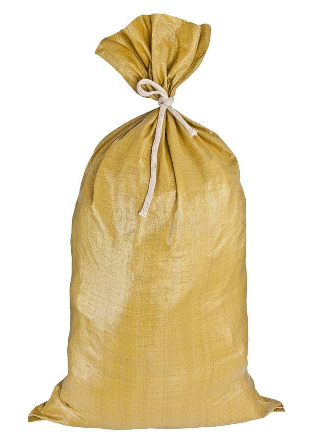 απομονωμένο λευκό απόλυσης ανασκόπησης τσάντα στοκ εικόνα