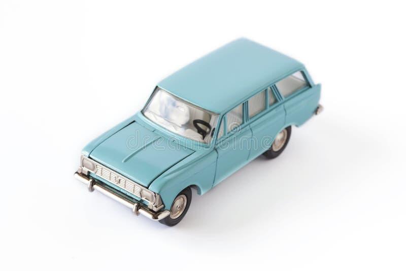 απομονωμένο λευκό παιχνιδιών ανασκόπησης αυτοκίνητο στοκ εικόνες