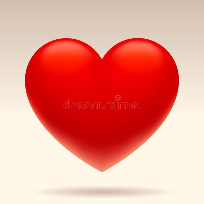 απομονωμένο καρδιά λευκό ντοματών μορφής ελεύθερη απεικόνιση δικαιώματος