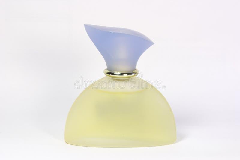 απομονωμένο μπουκάλι άρωμα στοκ εικόνες με δικαίωμα ελεύθερης χρήσης