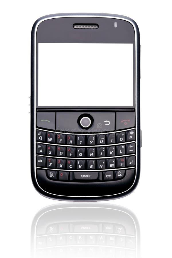 απομονωμένο τηλέφωνο έξυπν στοκ εικόνα με δικαίωμα ελεύθερης χρήσης
