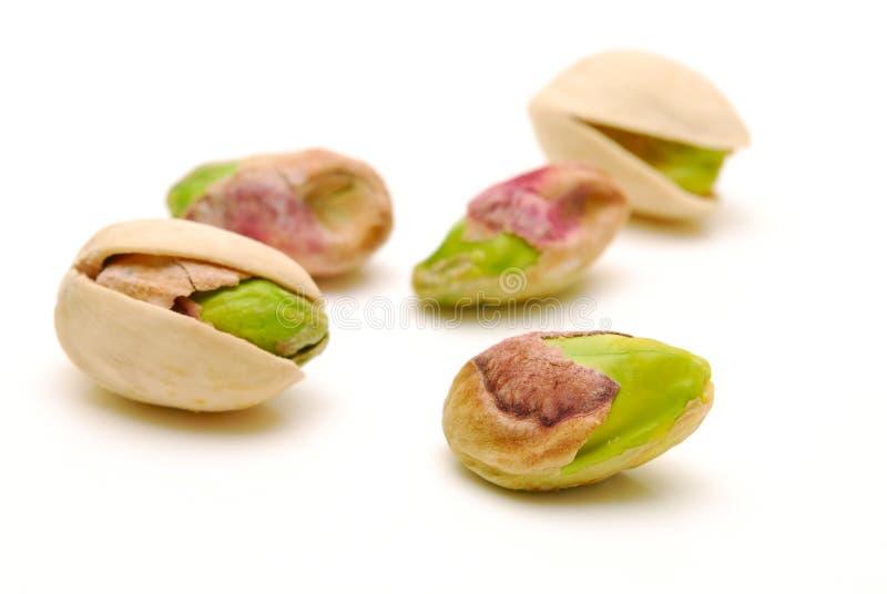 απομονωμένο φυστίκι καρ&upsilo στοκ εικόνα με δικαίωμα ελεύθερης χρήσης