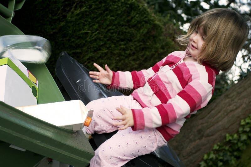 απορρίμματα σκουπιδιών α&nu στοκ φωτογραφίες με δικαίωμα ελεύθερης χρήσης