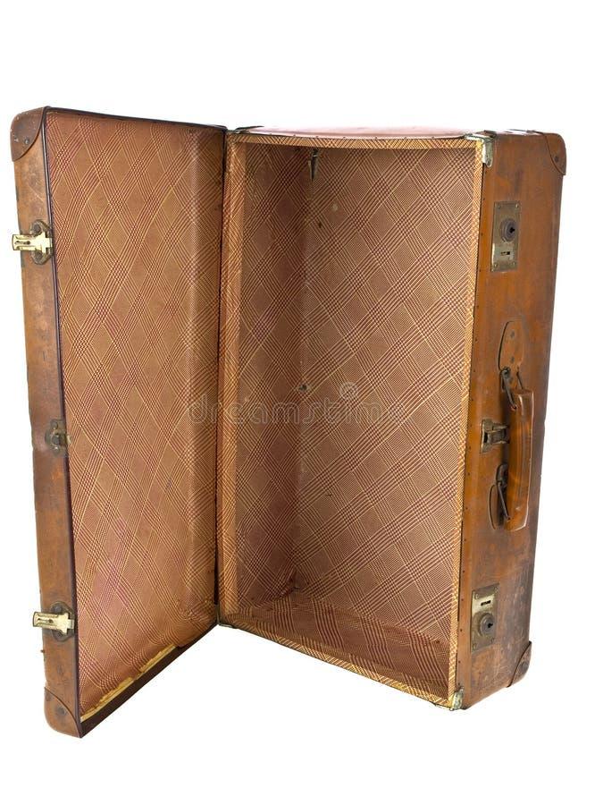 αποσκευές παλαιές στοκ φωτογραφίες με δικαίωμα ελεύθερης χρήσης