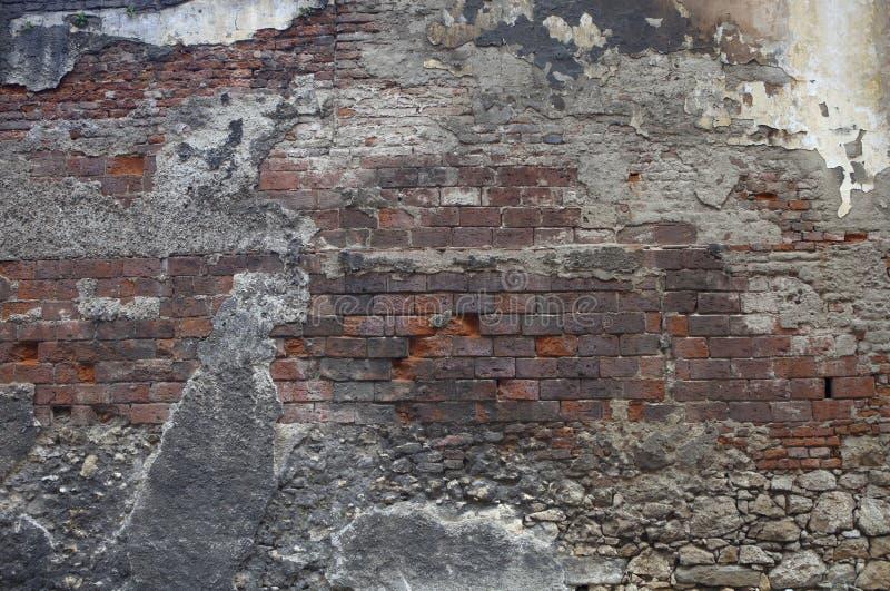 αποσυντιθειμένος τοίχος στοκ φωτογραφίες με δικαίωμα ελεύθερης χρήσης