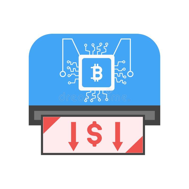 Αποσύρετε το διανυσματικό σημάδι εικονιδίων και το σύμβολο που απομονώνεται στο άσπρο υπόβαθρο, αποσύρει την έννοια λογότυπων ελεύθερη απεικόνιση δικαιώματος