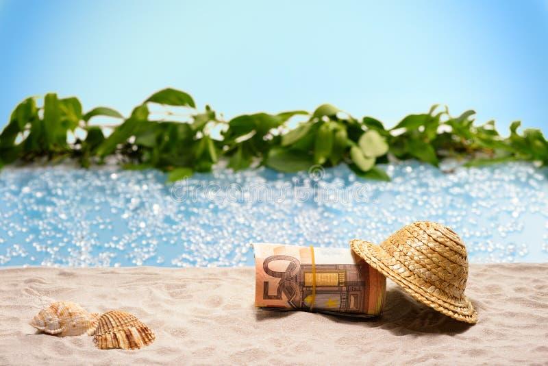 Αποταμίευση για τις διακοπές στοκ φωτογραφίες με δικαίωμα ελεύθερης χρήσης