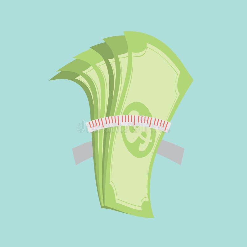 Αποταμίευση χρημάτων, η έννοια αυστηρότητας ελεύθερη απεικόνιση δικαιώματος