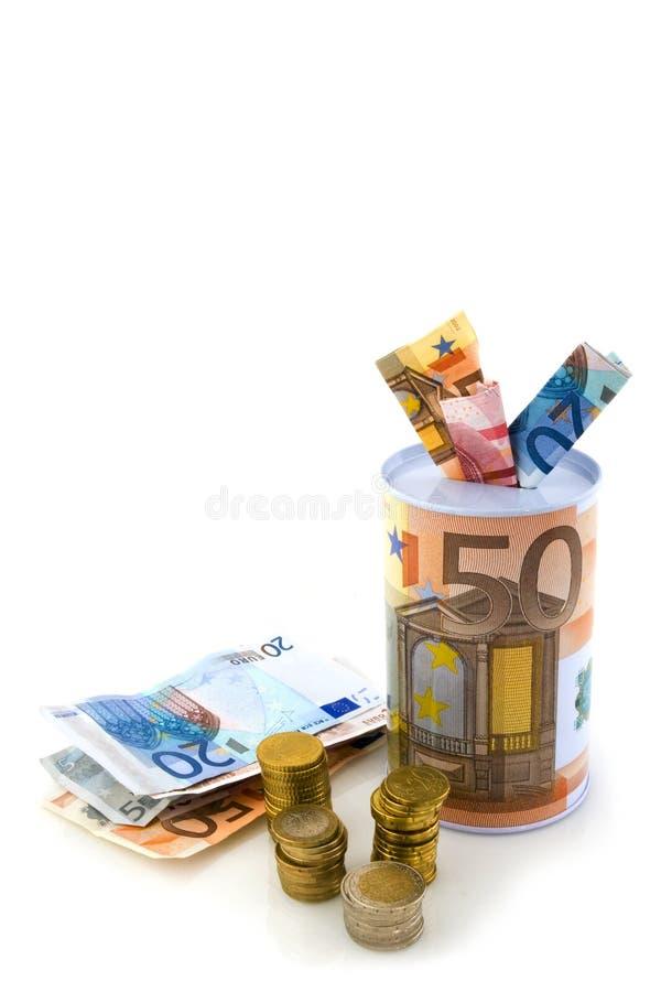 αποταμίευση χρημάτων στοκ εικόνα με δικαίωμα ελεύθερης χρήσης