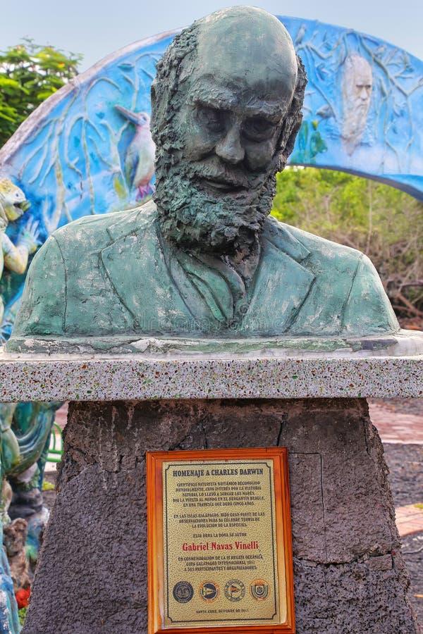 Αποτυχία του Charles Δαρβίνος Galapagos στην εθνική έδρα ο πάρκων στοκ φωτογραφία