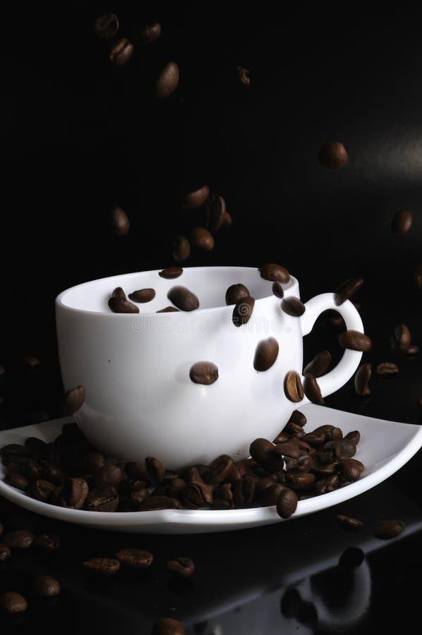 αποτυχία φλυτζανιών καφέ φ στοκ εικόνα με δικαίωμα ελεύθερης χρήσης