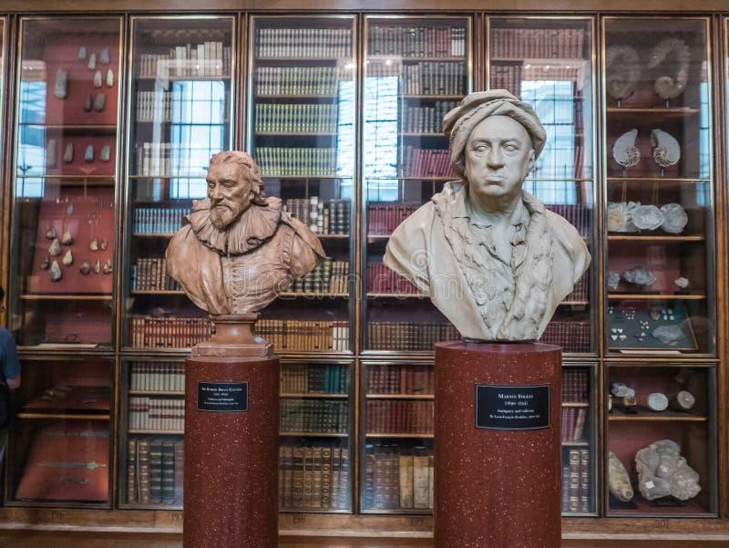 Αποτυχίες στο βρετανικό μουσείο, Λονδίνο στοκ φωτογραφίες